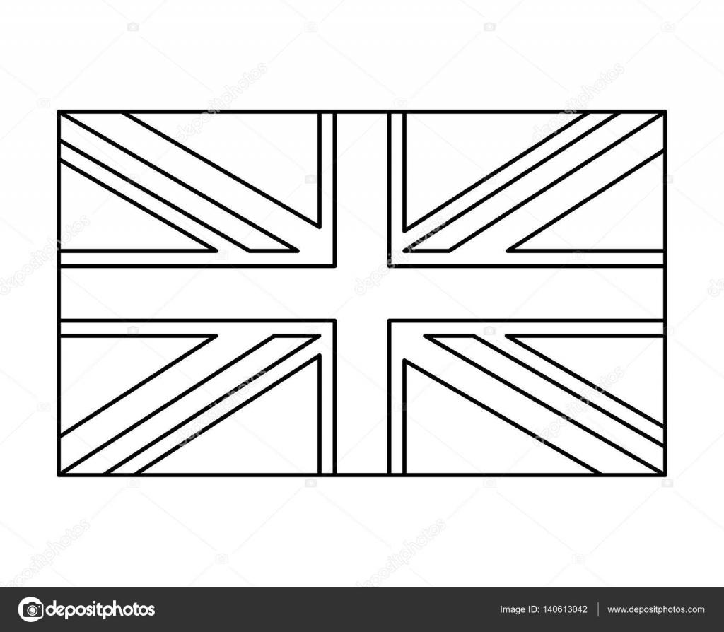 Dessiner Le Drapeau De L Angleterre - Ohbq pour Drapeau Angleterre A Colorier