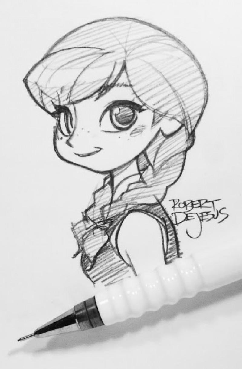 Dessiner Votre Portrait En Style Manga intérieur Tag A Dessiner