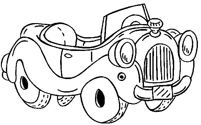 Dessins Gratuits À Colorier - Coloriage Autos À Imprimer à Image De Voiture A Imprimer