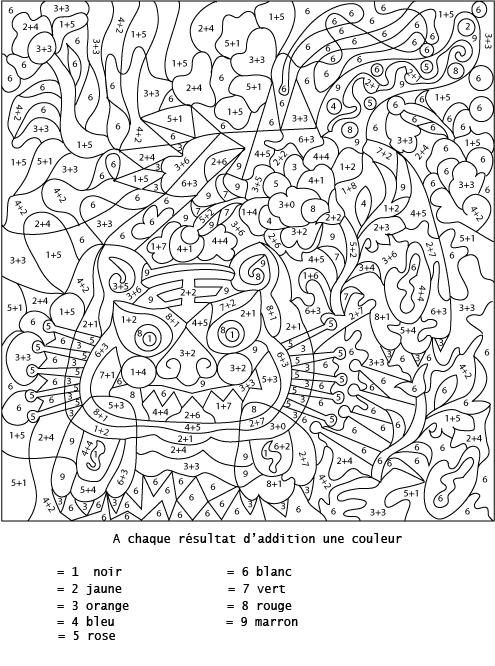 Dessins Gratuits À Colorier - Coloriage Dessin A Numéro À concernant Coloriage Par Numéro Adulte À Imprimer