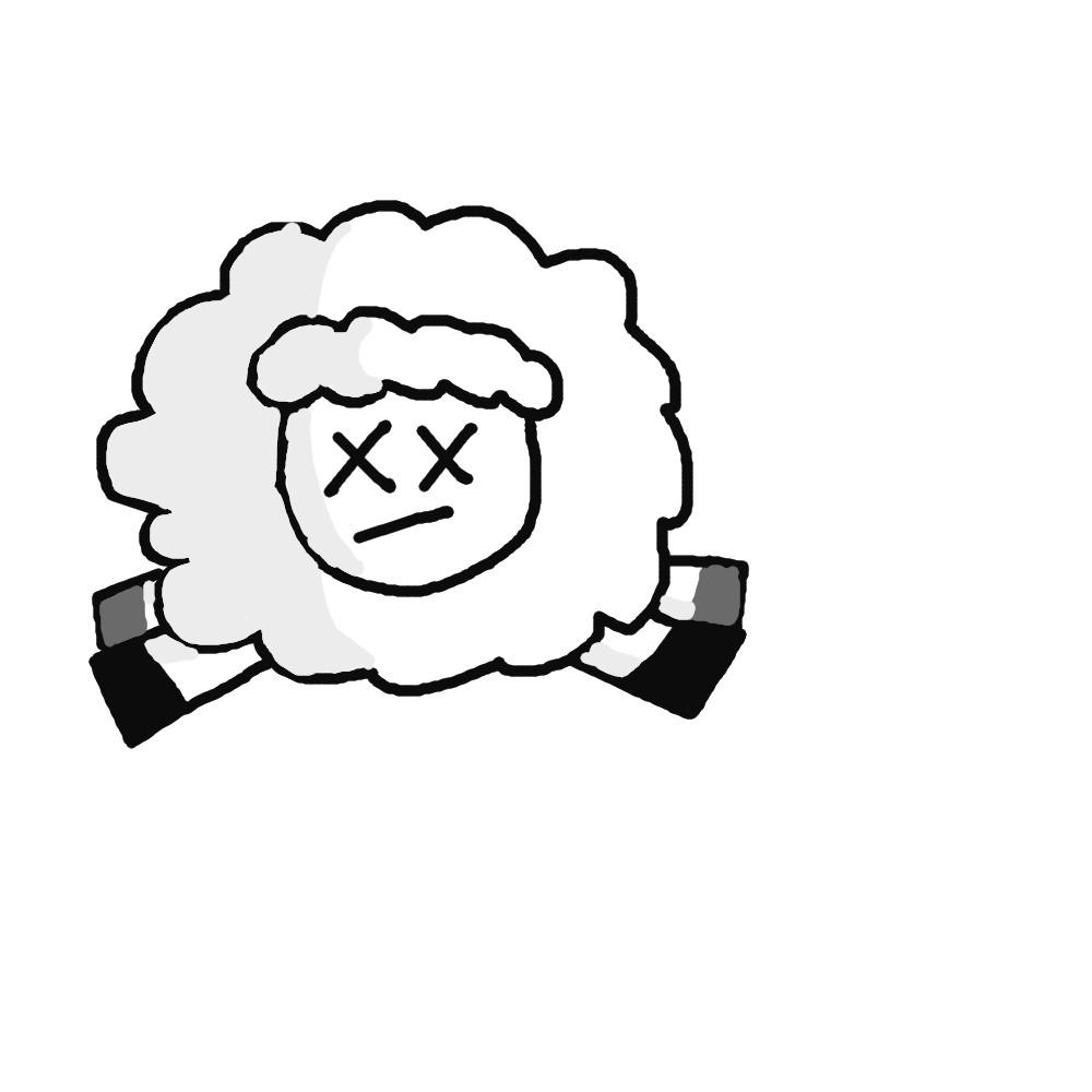 Dessins Gratuits À Colorier - Coloriage Mouton À Imprimer à Dessin Mouton Rigolo