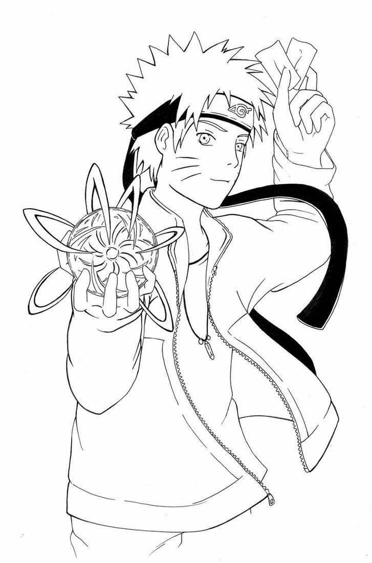 Dessins Gratuits À Colorier - Coloriage Naruto À Imprimer concernant Coloriage Sasuke Gratuit A Imprimer