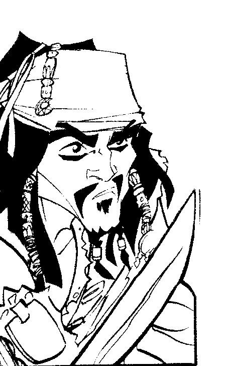 Dessins Gratuits À Colorier - Coloriage Pirate À Imprimer destiné Drapeau Pirate Coloriage