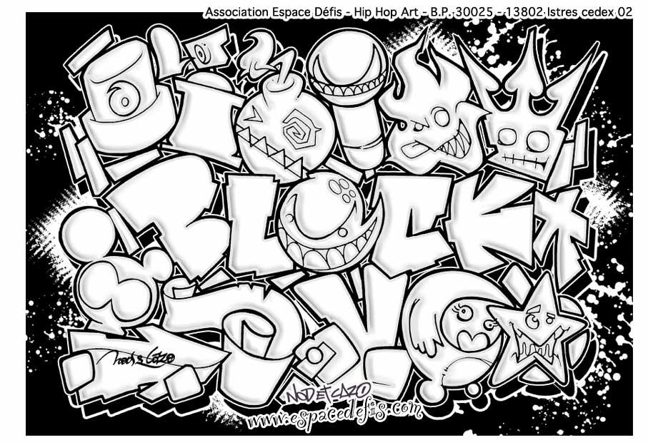 Dessins Gratuits À Colorier - Coloriage Tag Love À Imprimer serapportantà Coloriage Tag Graffiti