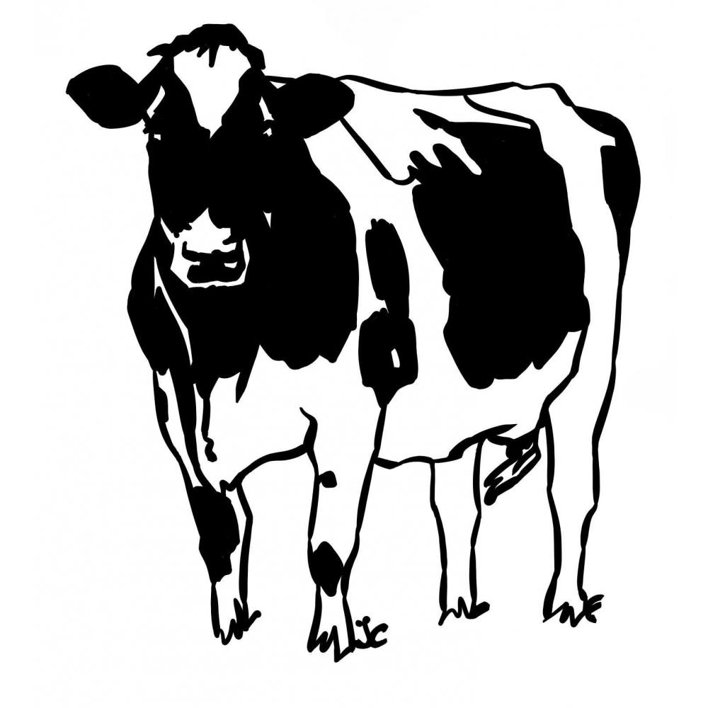 Dessins Gratuits À Colorier - Coloriage Vache À Imprimer serapportantà Dessin D Une Vache