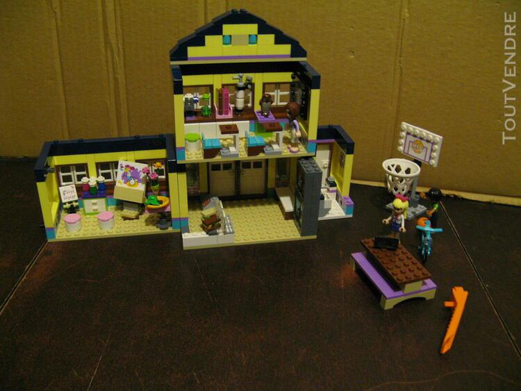 Destination Occasion 【 Offres Décembre 】 | Clasf intérieur Ecole Lego Friends