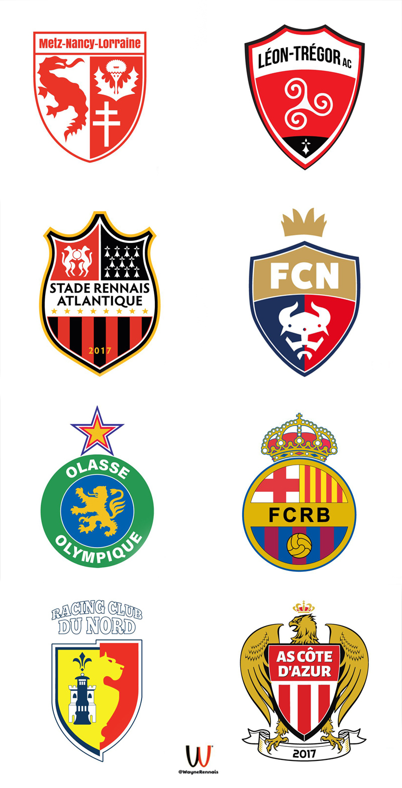 Détournement Logo - Ca Match - Psg Om - Agence Com Tongui intérieur Ecusson Des Equipes De Foot