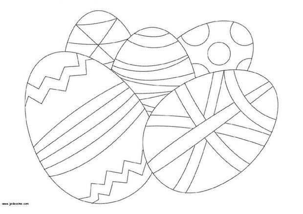Dibujos Para Colorear Huevo Para Decorar - Es.hellokids encequiconcerne Coloriage Tablette