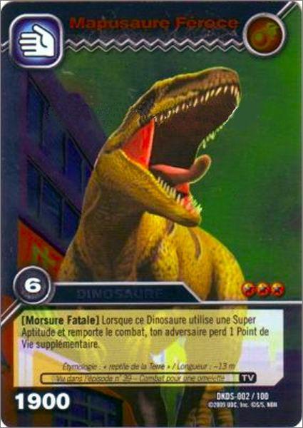 Dinosaur King - Dinotecteurs : La Confrontation - Français avec Jeux De Dino King