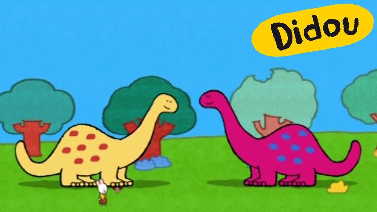 Dinosaure - Didou, Dessine-Moi Un Dinosaure |Dessins concernant Comment Dessiner Un Dinosaure