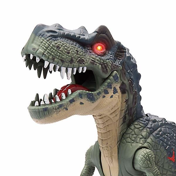 Dinosaure Interactif 49 Cm Logitoys : King Jouet à Jeux De Dinosaure King
