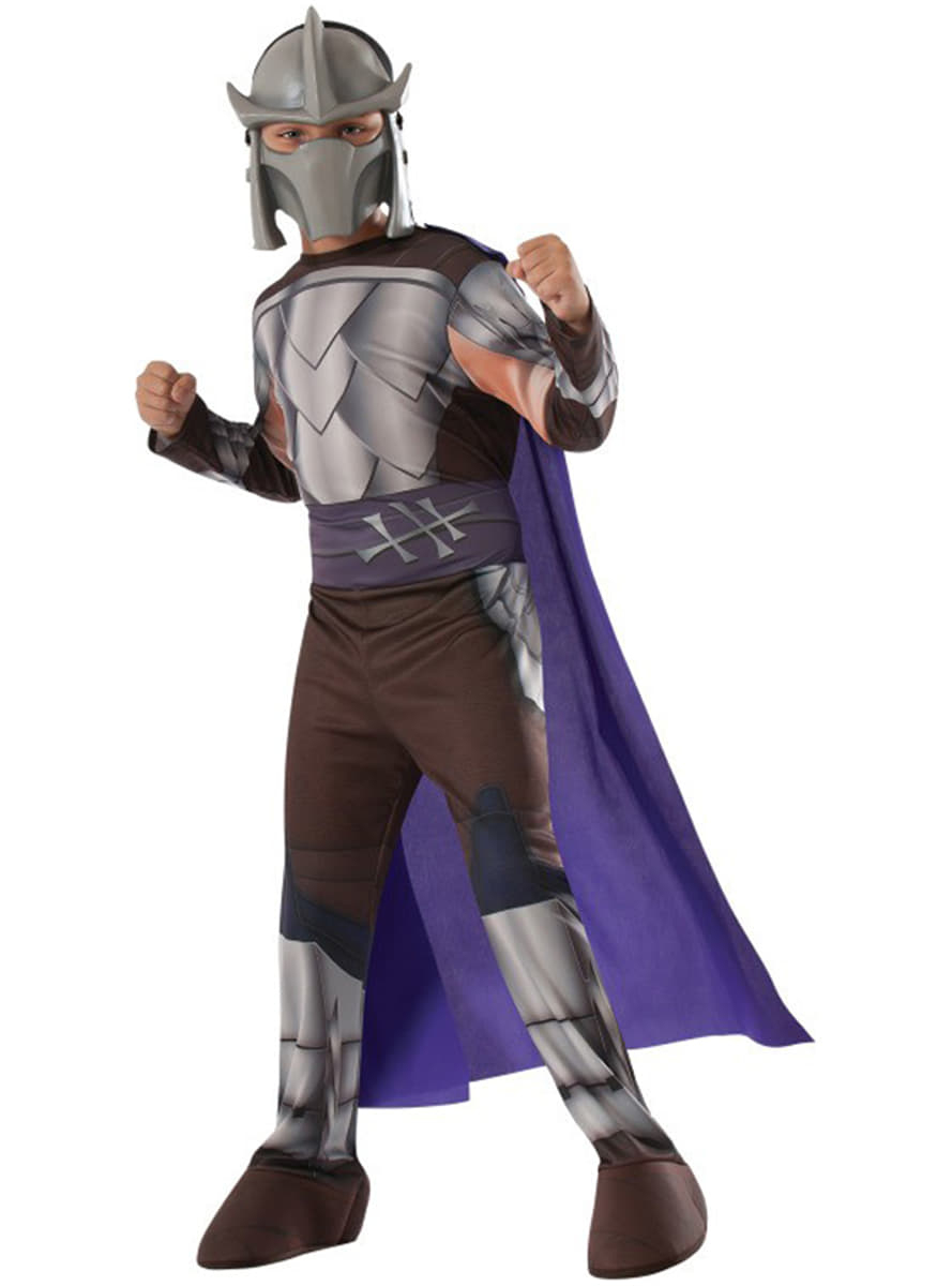 Disfraz De Shredder Tortugas Ninja Para Niño: Comprar serapportantà Tortue Ninja Shredder