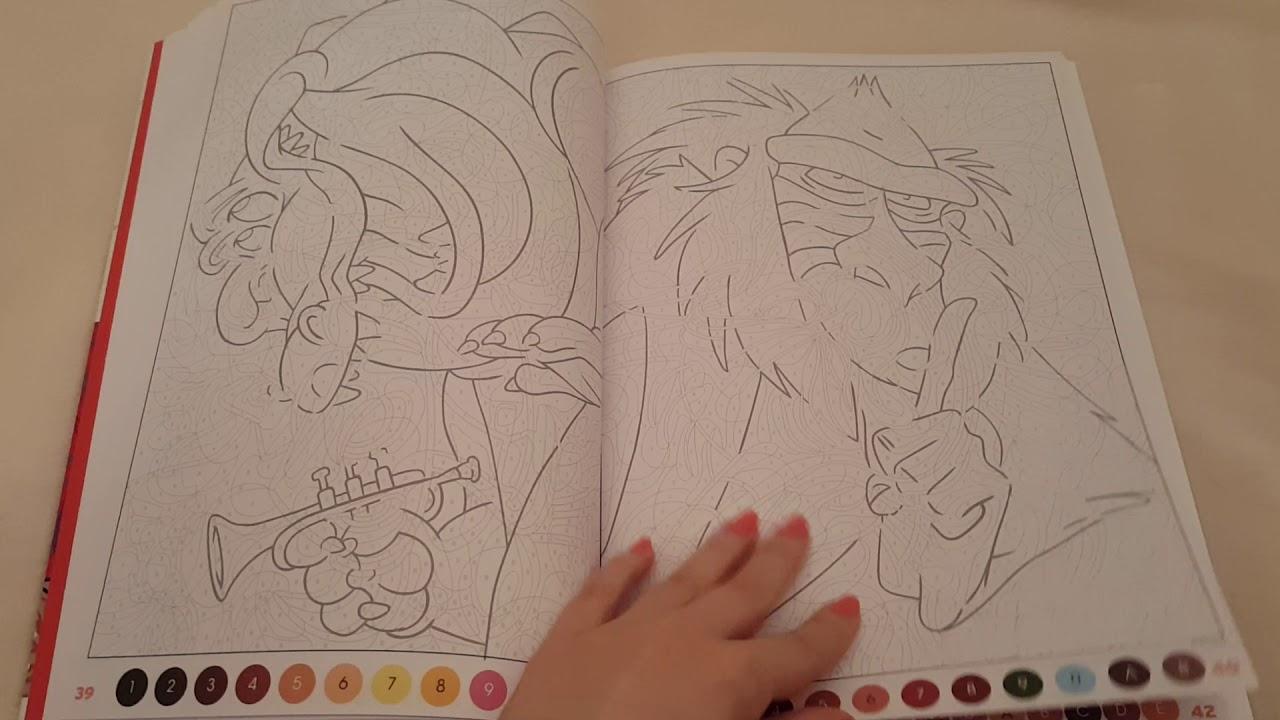 Disney: Coloriages Mysteres: Trompe-L'Oeil D'Hachette encequiconcerne Coloriages Mystères Disney