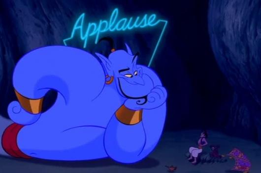 Disney Developing Live-Action 'Aladdin' Prequel 'Genies' pour Génie D Aladin