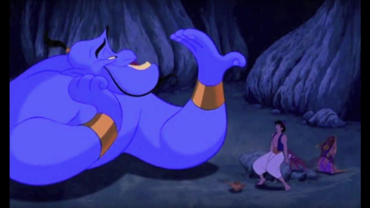 Disney Fandub: Aladdin Meets Genie Pt3 - tout Génie D Aladin
