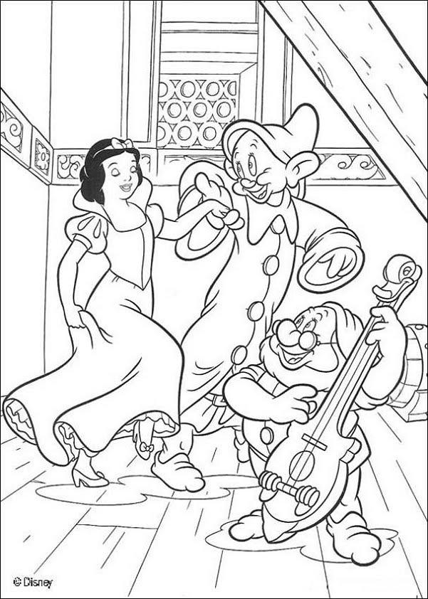 Disney Princess Coloring Pages - Free Printable destiné Coloriage Dysney