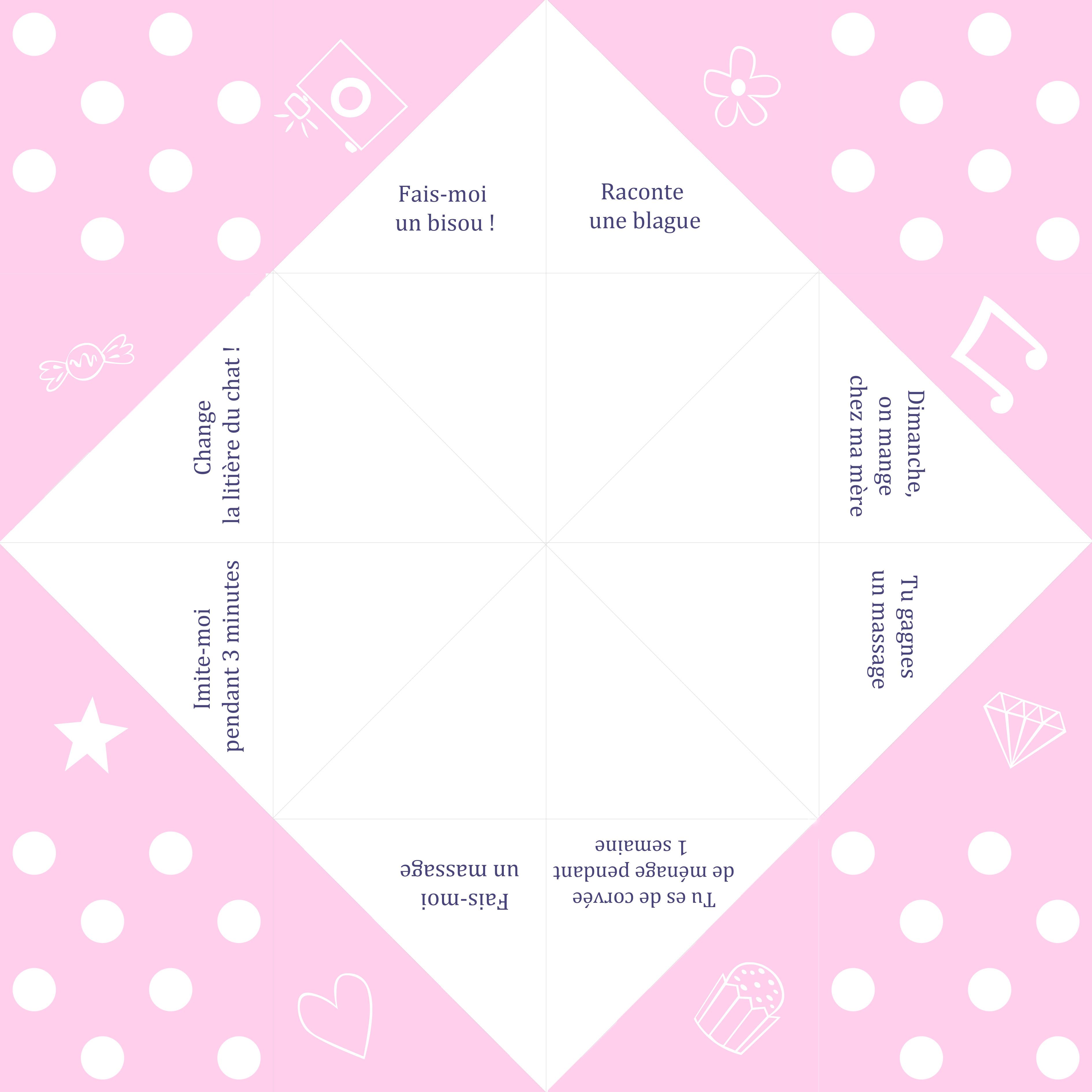 Diy Pour La St Valentin : Funky Cocotte - Wool Ma Poule à Cocote En Papier