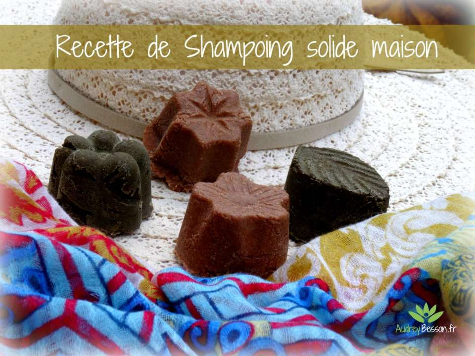 Diy - Recette Du Shampoing Solide Maison Naturel Et Facile avec Recette Chamallow Maison