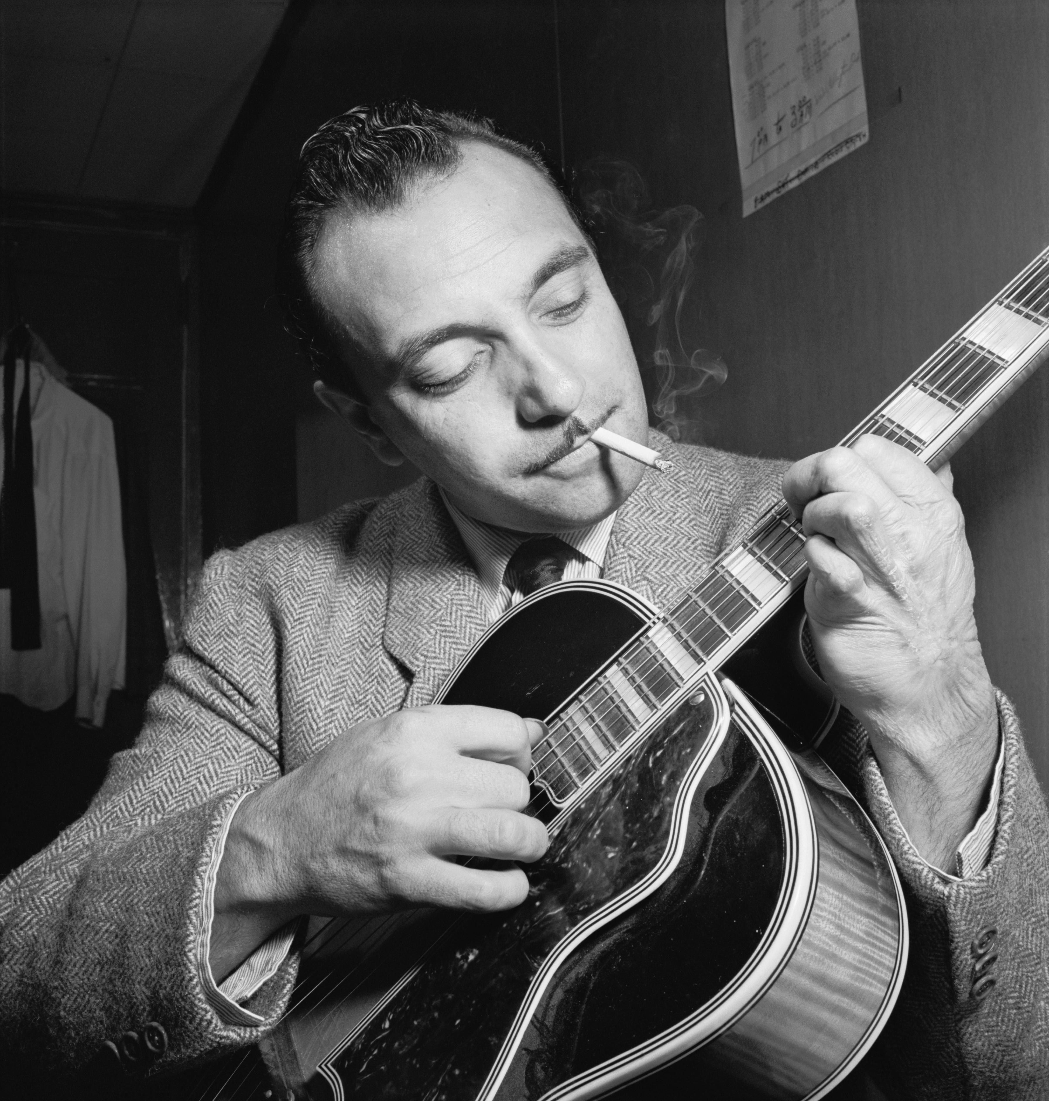 Django Reinhardt — Wikipédia concernant Musicien Wikipedia