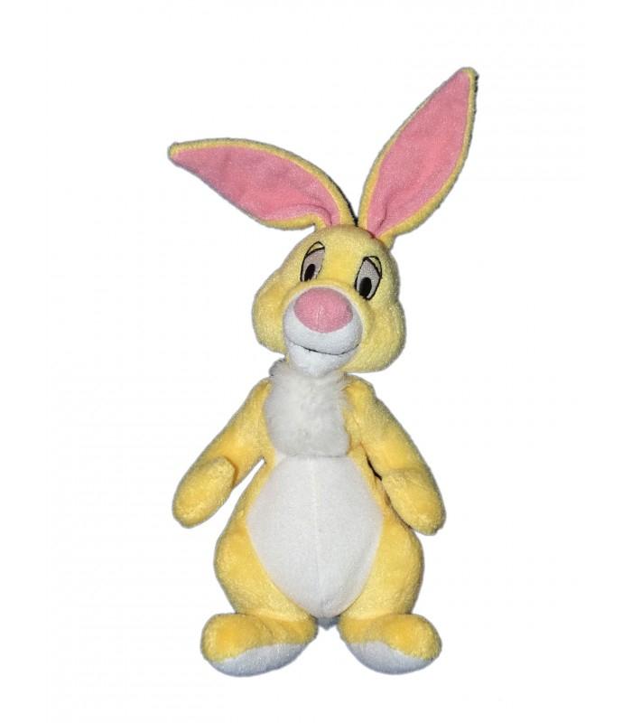 Doudou Peluche Coco Lapin Winnie L'Ourson 25 Cm -Disney destiné Lapin Trotro