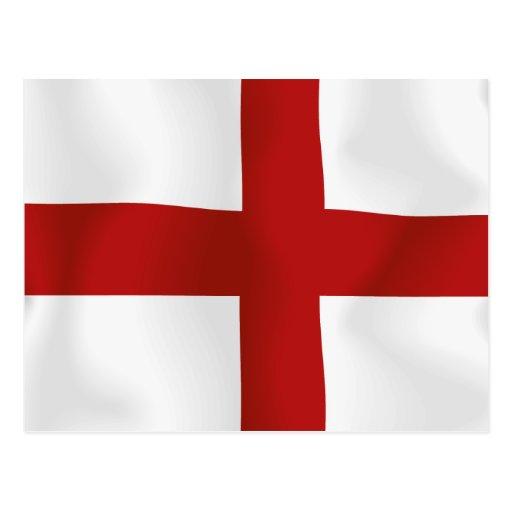 Drapeau De L'Angleterre Carte Postale | Zazzle serapportantà Drapeau De L Angleterre À Colorier