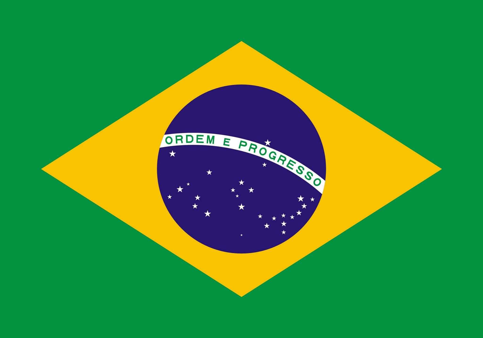 Drapeau Du Brésil, Drapeaux Du Pays Brésil concernant Drapeaux Du Monde À Imprimer