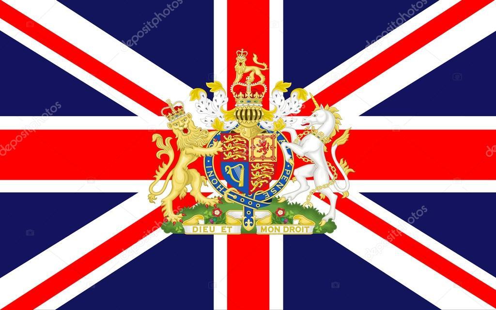 Drapeau Du Greater London Ou À Londres, Est Une Région D concernant Drapeau De L Angleterre À Colorier