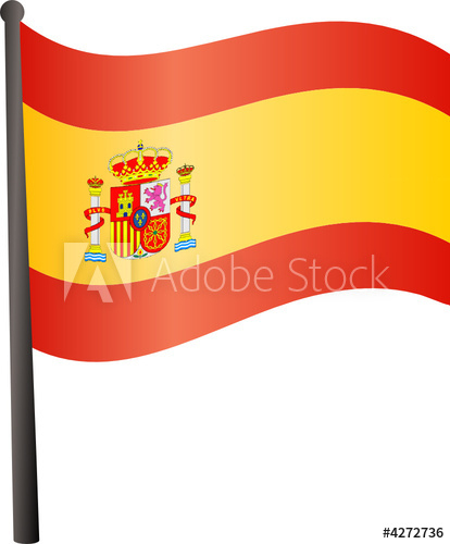 Drapeau Espagnol Dessin - Ohbq à Drapeau Espagnol A Imprimer