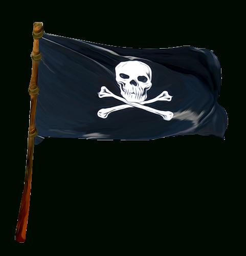 Drapeau Pirate encequiconcerne Fabriquer Un Drapeau De Pirate