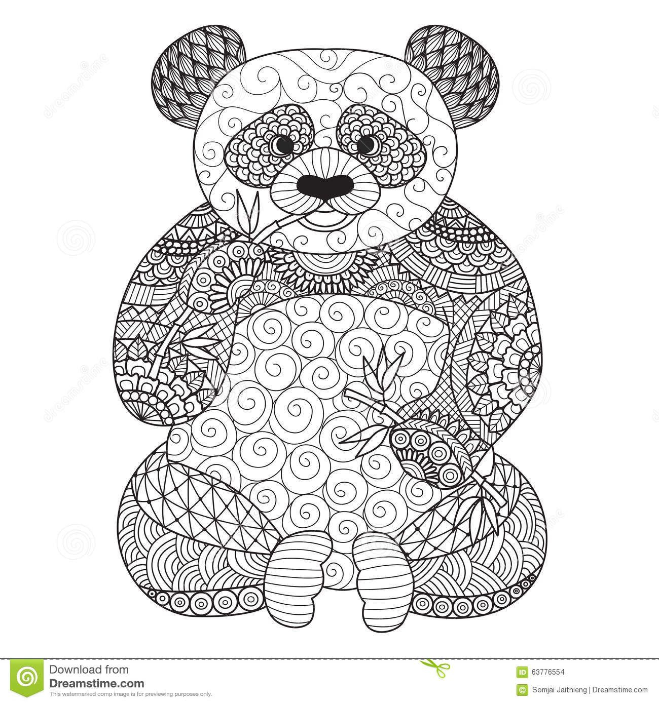 Dreamcatcher Coloring Pages - Google Search | Livre De dedans Panda A Colorier