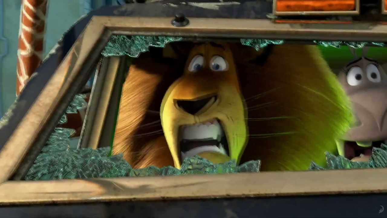 Dreamworks: Madagascar 3 Europe'S Most Wanted - Latest à Dreamworks Madagascar Movie