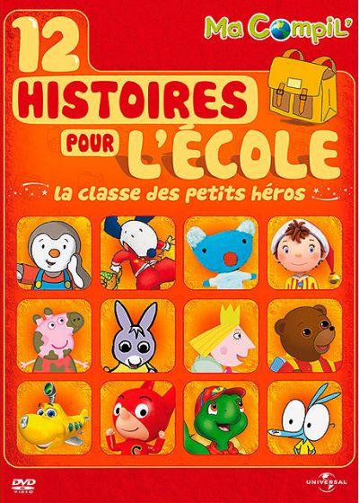 Dvdfr - Ma Compil' - 12 Histoires Pour L'École - La Classe encequiconcerne Trotro A Un Beau Cartable
