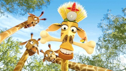 马达加斯加2:逃往非洲_外语教育网 tout Madagascar Escape 2 Africa Argue Scene