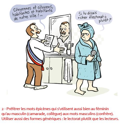 Écriture Inclusive : Le Guide - Le Site Du Journal L'Age à ?Criture Inclusive