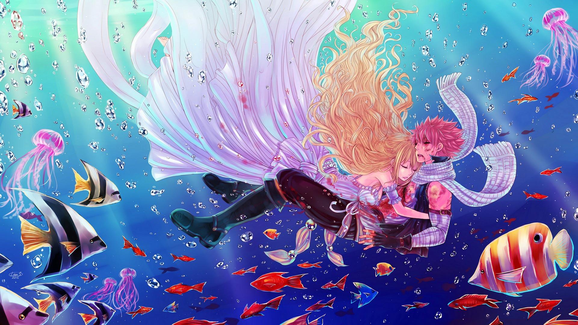Épinglé Par Frida Gonzalez Sur Fairy Tail dedans Fond D'Ecran Hd Themes Elie S Book