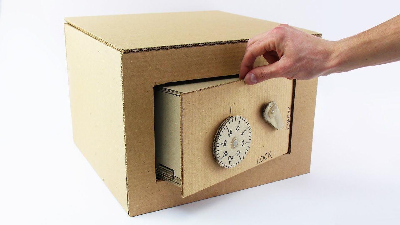 Épinglé Par Houlala Lisa Sur Cartonner | Forts En Carton serapportantà Comment Fabriquer Un Coffre Au Trésor
