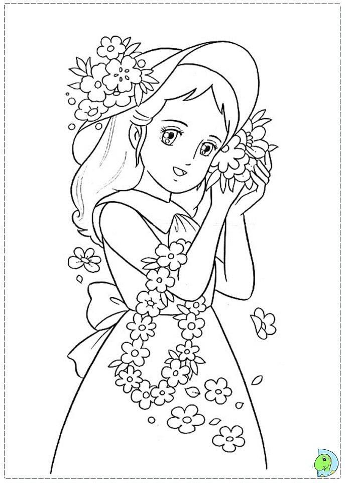 Épinglé Par Marjolaine Grange Sur Coloriage Princesse pour Dessin Animé Princesse Sarah