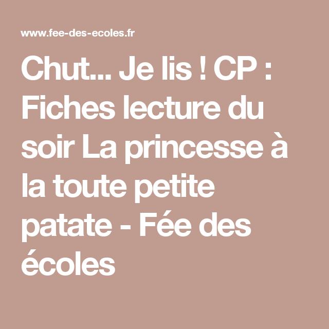 Épinglé Sur Chut Je Lis 2016 destiné Chanson De La Petite Patate