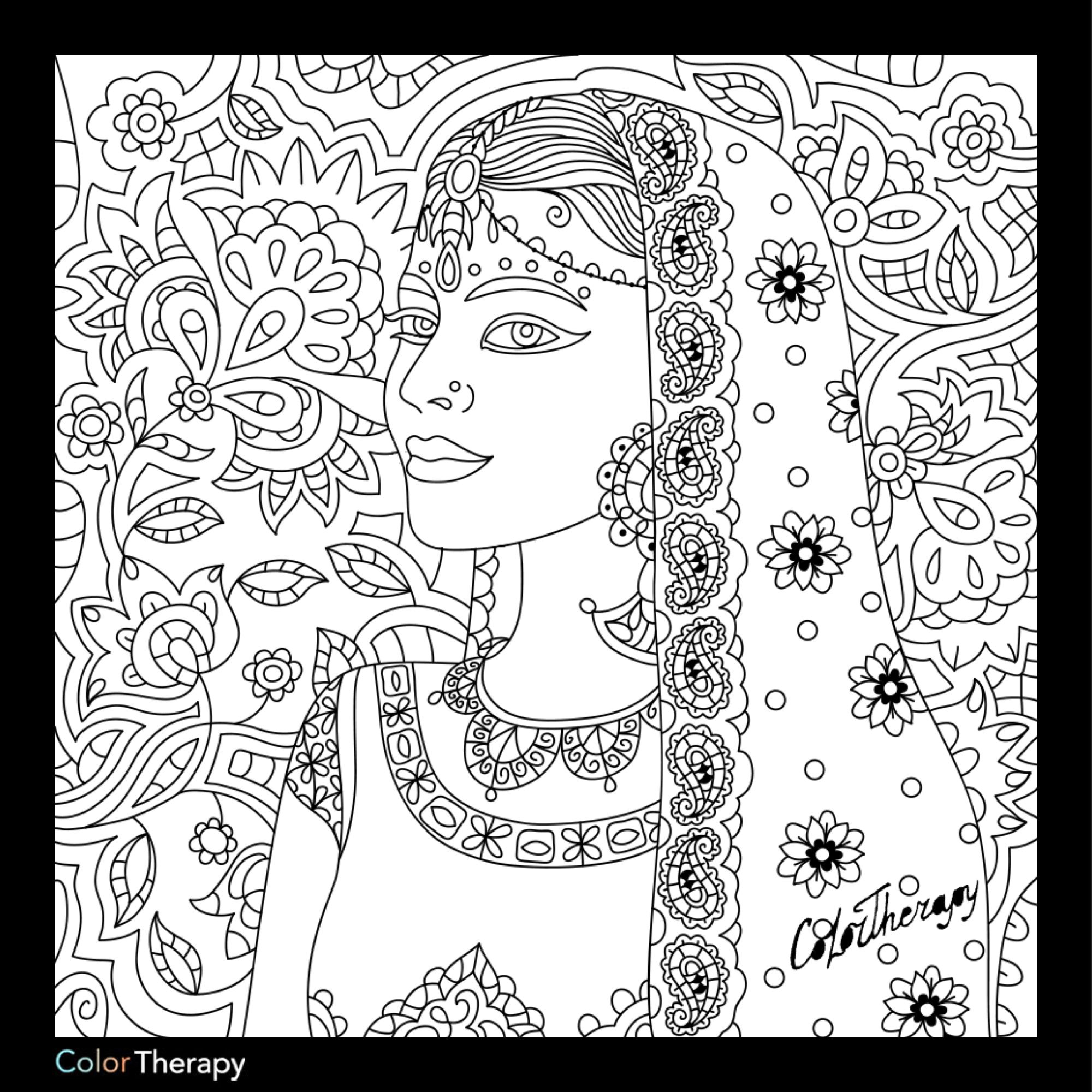 Épinglé Sur Color Therapy Coloring Number Elodie encequiconcerne Coloriage Application Gratuite