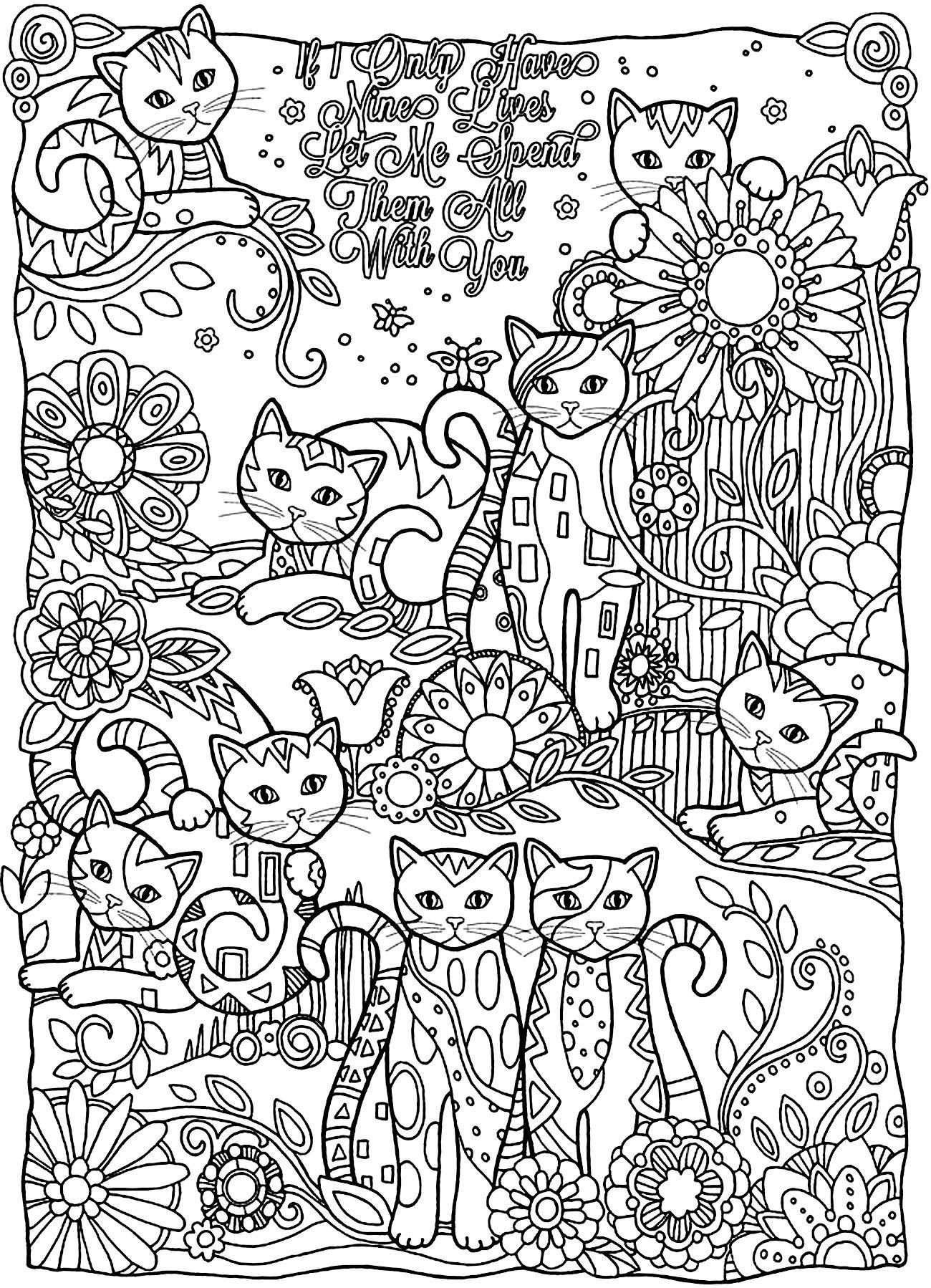 Épinglé Sur Coloriage destiné Coloriage Simba A Imprimer Gratuit