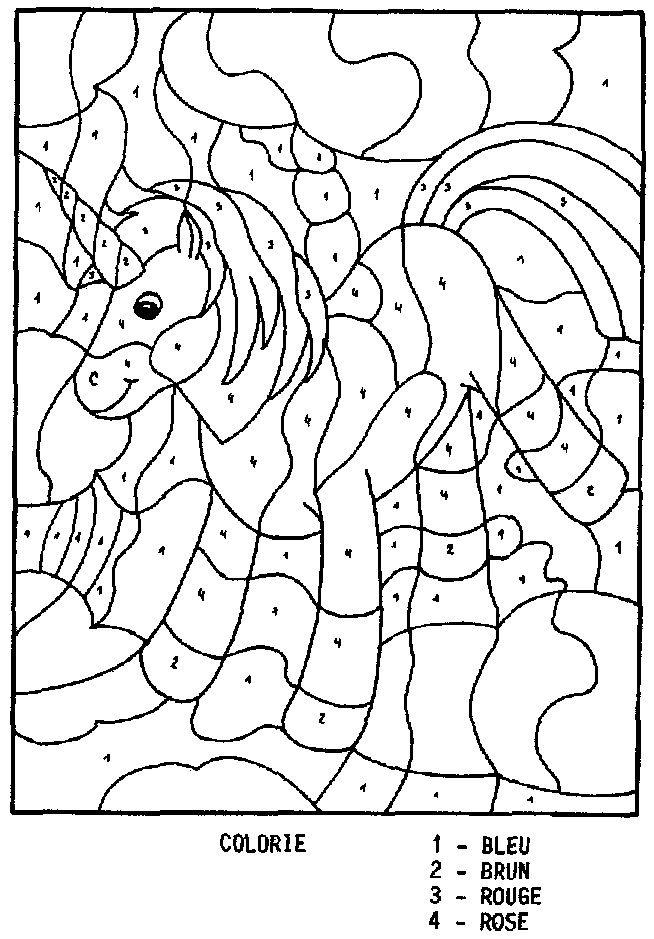 Épinglé Sur Coloriage Enfant avec Coloriage Avec Chiffre A Imprimer