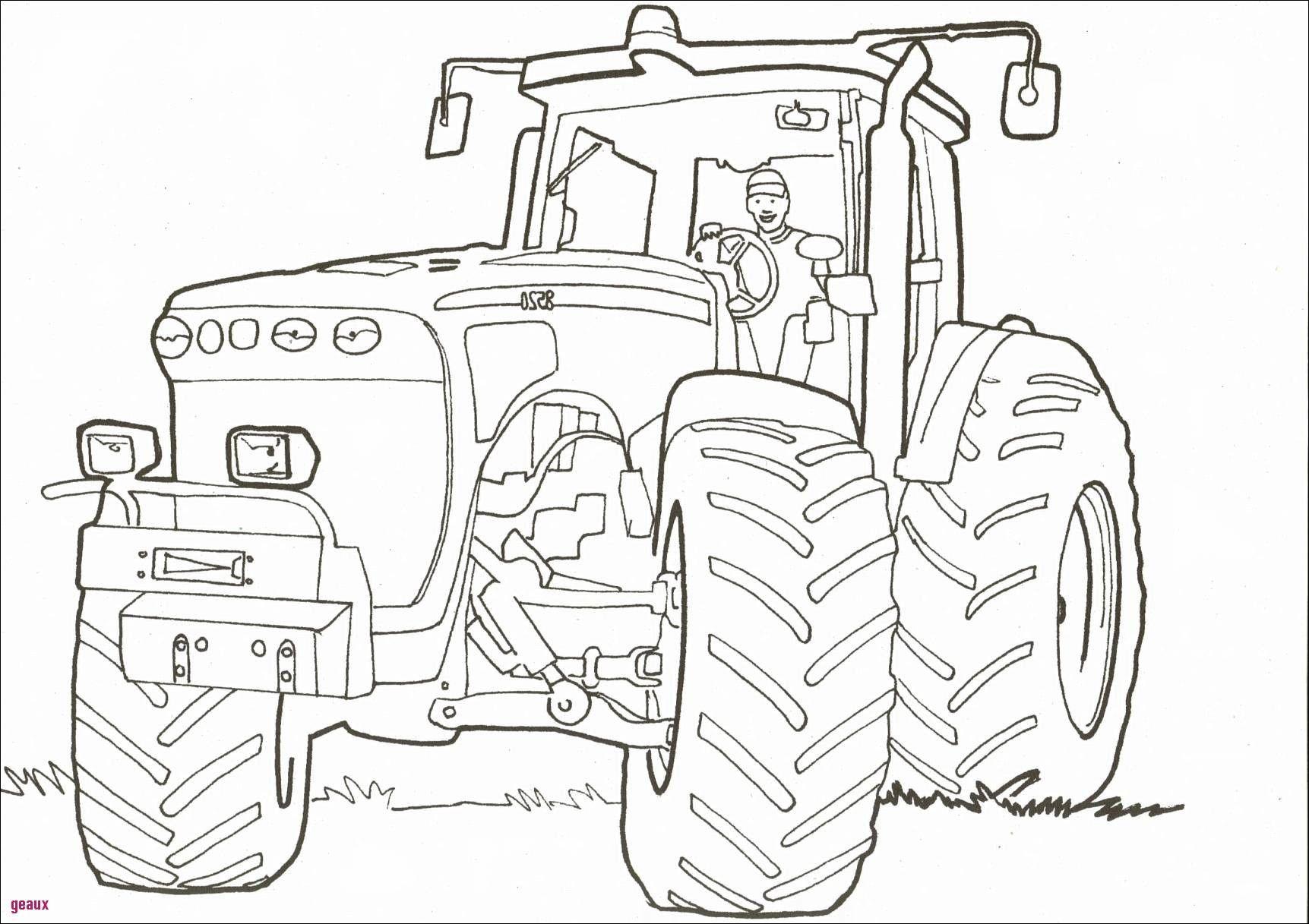 Épinglé Sur Coloriage Noel À Imprimer à Coloriage Tracteur
