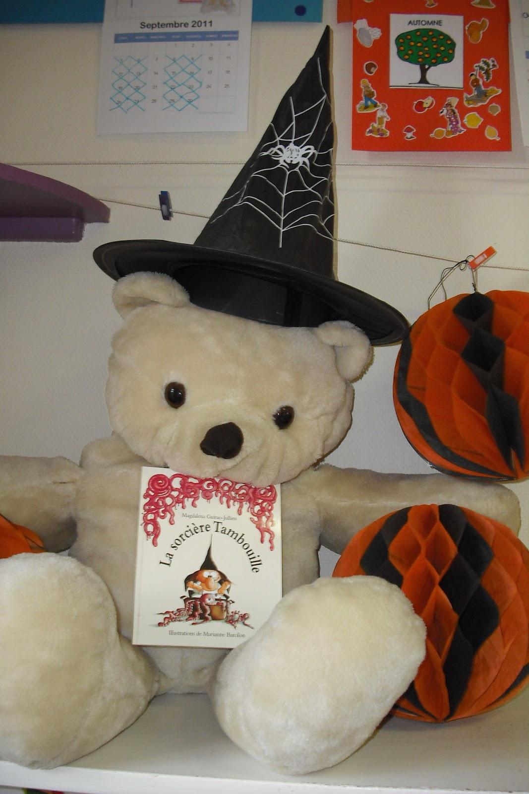 Épinglé Sur Halloween Intérieur La Sorciere Tambouille à La Sorciere Rabounia