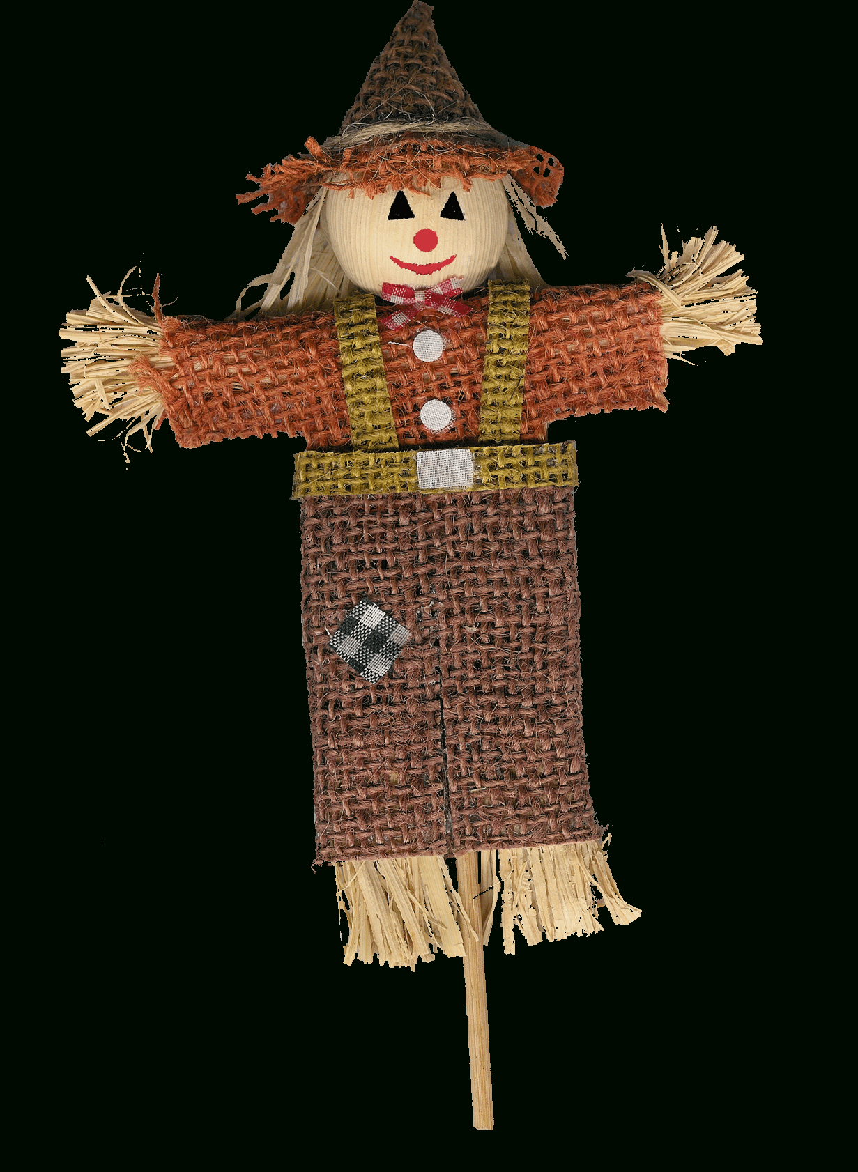 Épouvantail - Clipart Épouvantail - Scarecrow intérieur Épouvantail Dessin