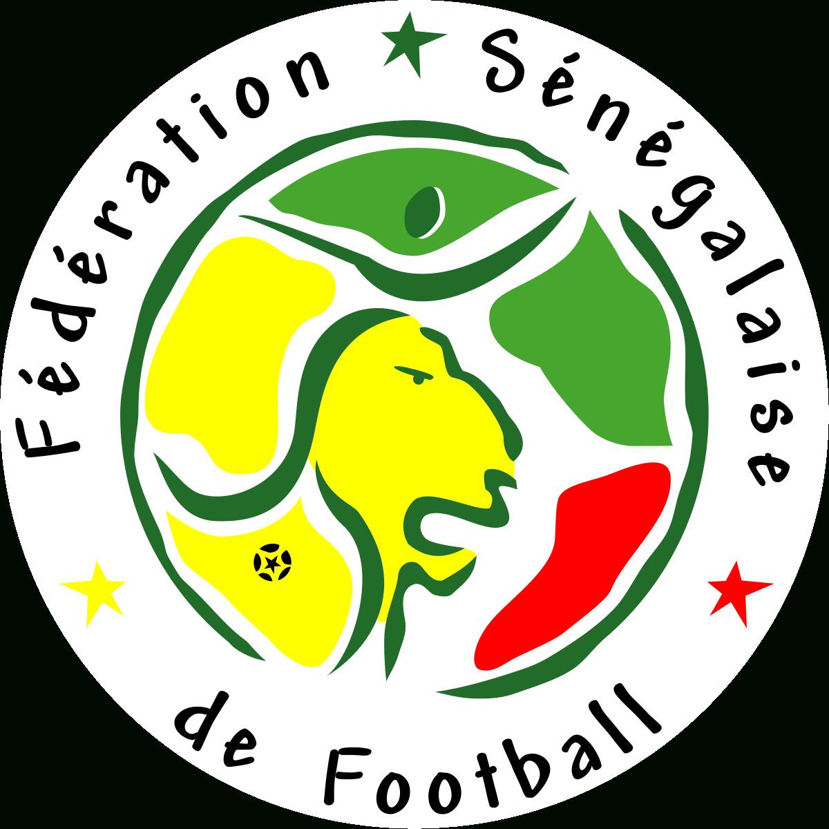 Équipe Du Sénégal De Football — Wikipédia concernant Ecusson Des Equipes De Foot