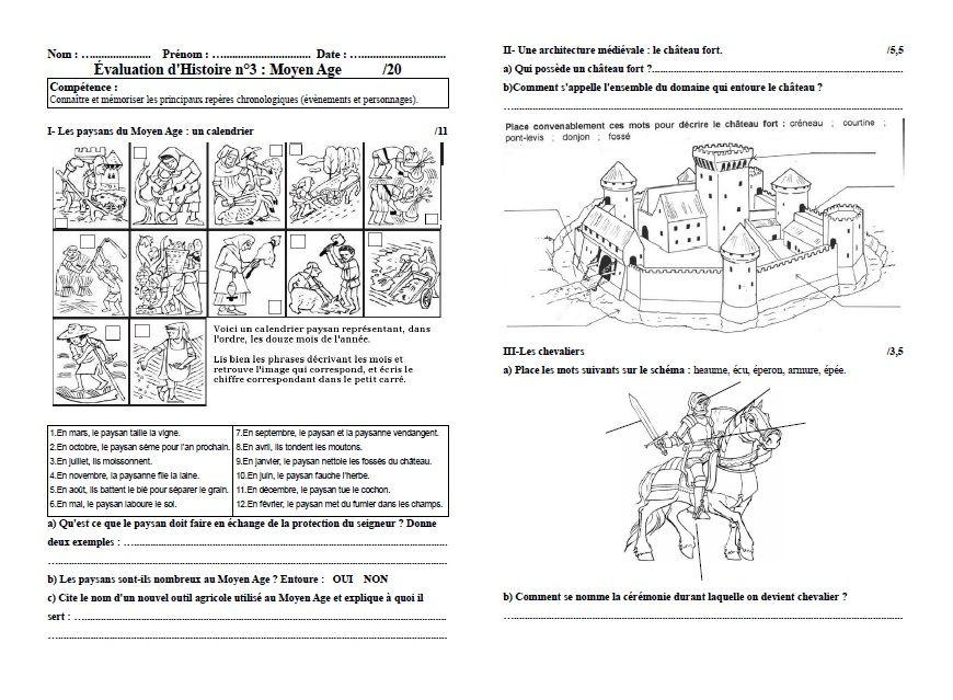 Éval | Idées D'École, Histoire Et Cm1 Cm2 intérieur Ma Maitresse De Cm1 Cm2 Ann?E A Pr?Histoire
