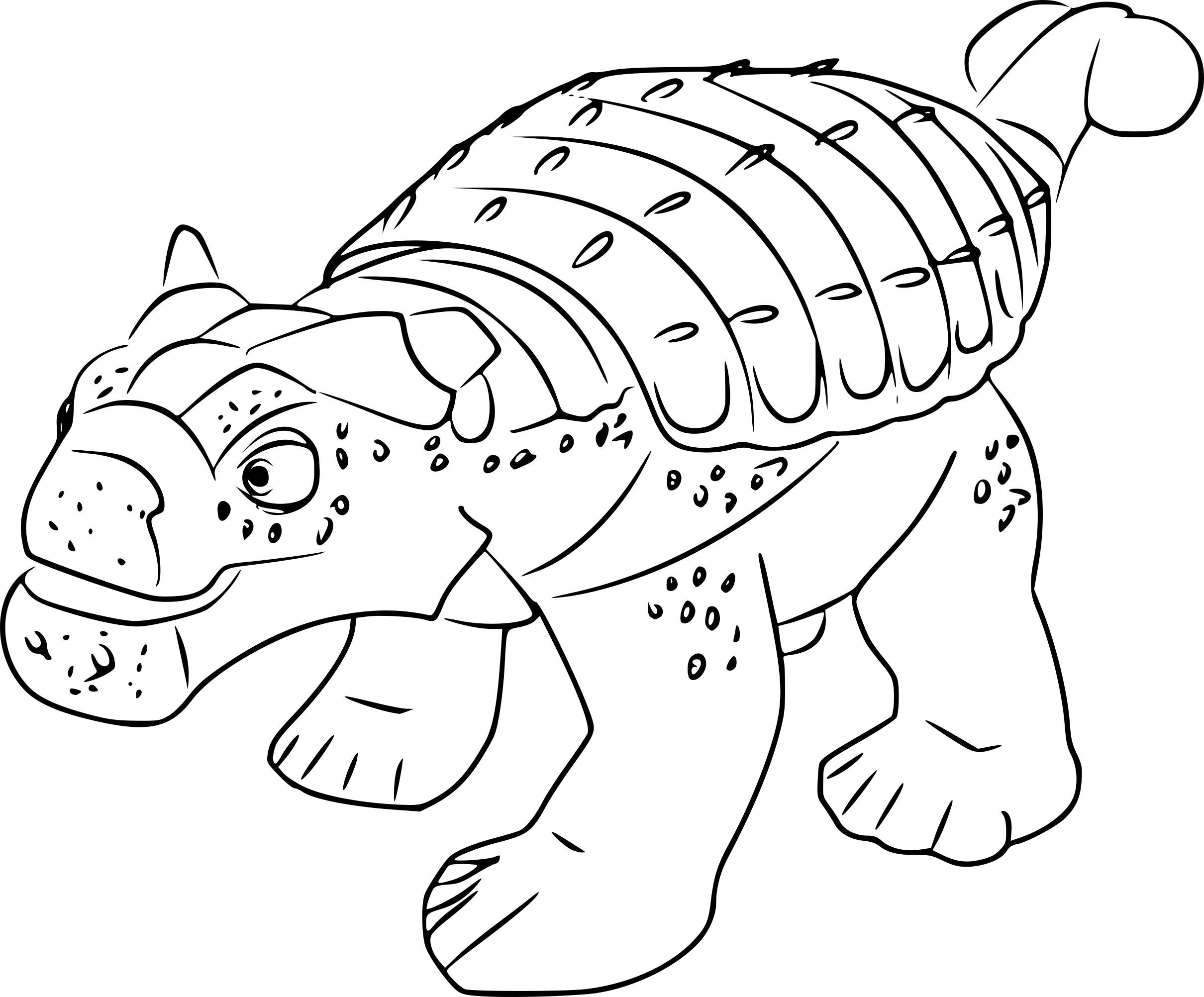 Evo Magz V4.7 encequiconcerne Dessin À Colorier Dinosaure