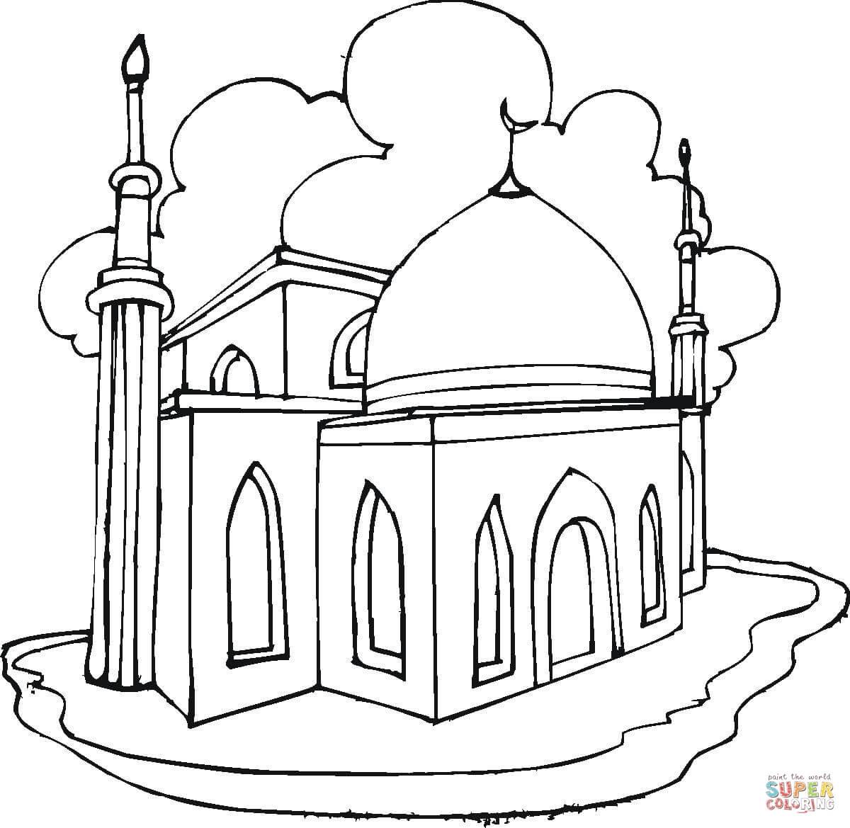 Evo Magz V4.7 intérieur Coloriage Ramadan Imprimer