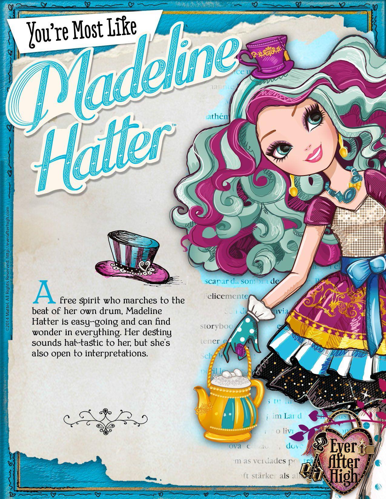 Fairytale Student Quiz Game - Charming Quizzes tout Jeux De Ever After High