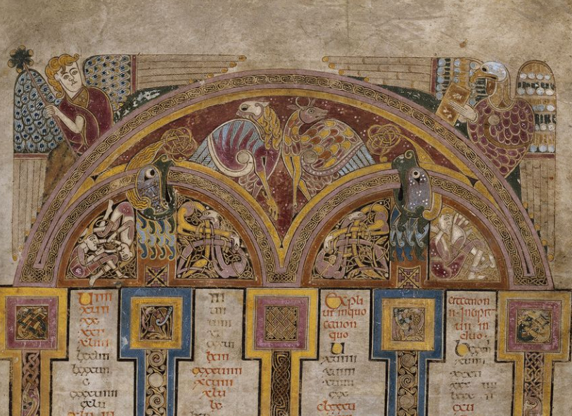 Fall In Love With The Book Of Kells' Intricate à Book Of Kells .Asp?Id=